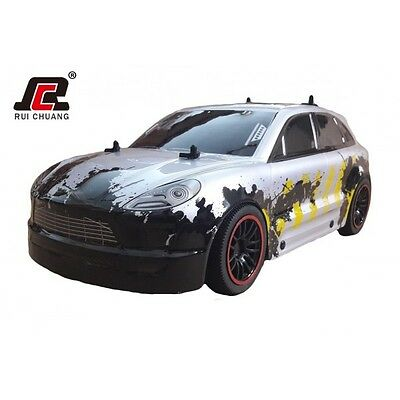 Coche Radiocontrol Rally Speed Racing RTR 2,4Ghz 1/10 Juguete Rc QY1867C