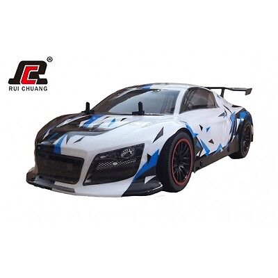 Coche Radiocontrol Rally Speed Racing RTR 2,4Ghz 1/10 Juguete Rc QY1852C