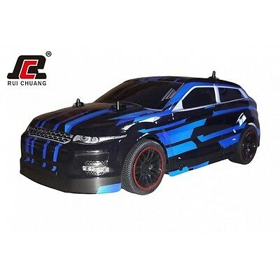 Coche Radiocontrol Rally Speed Racing RTR 2,4Ghz 1/10 Juguete Rc QY1866C