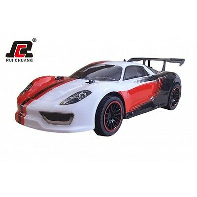 Coche Radiocontrol Rally Speed Racing RTR 2,4Ghz 1/10 Juguete Rc QY1860C
