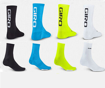 Giro Cycling Sport Socks High Quality Professional Brand Breathable Bicycle Sock
