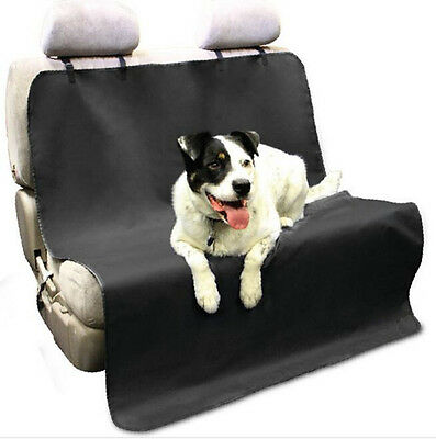 Seat Car Cover Pet Back Waterproof Rear Protector Mat Bench Blanket Travel New