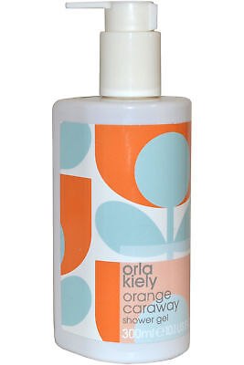 Orla Kiely Gel Douche 300ml Orange Caraway