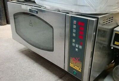 Mono Bread Baking Oven Steam/Convection Catering Equipment *3 Month Warranty*