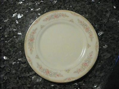 Beautiful Lenox Chesapeake Lunch Plate So Pretty Pink Blue Floral Look!