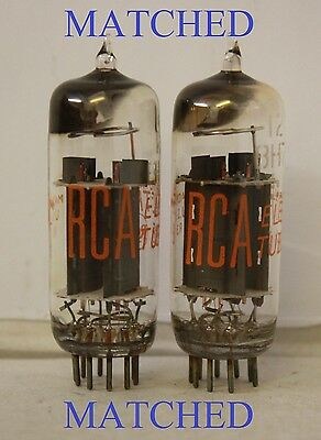 12Bh7A Usa Used Double Triode Valve Tube