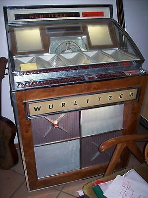 wurlitzer jukebox 2900 anno 1965