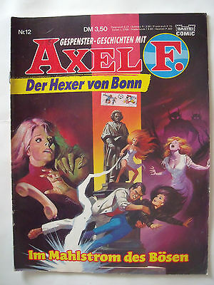 Axel F.  (Bastei )    Band 12