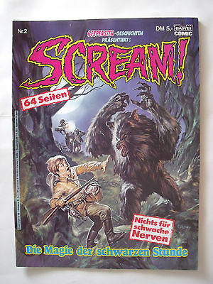Scream    (Bastei )    Band 2