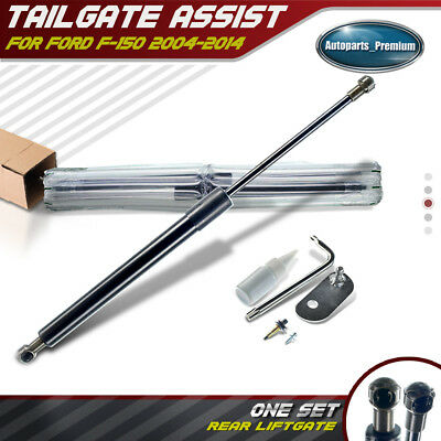 1Set of Tailgate Assist Shock Struts for Ford F-150 2004-2014 Mark LT DZ43200