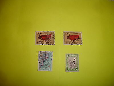 Mozambique Stamps Used