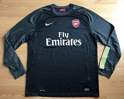 Arsenal 2013/14,Home,Nike,Xlarge Goalkeeper Football Shirt..Good Condition..