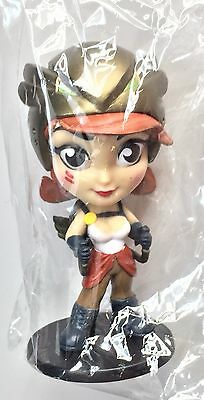 Hawkgirl Cryptozoic Entertainment Lil DC Bombshells Vinyl Figure Series 1.5 NEW