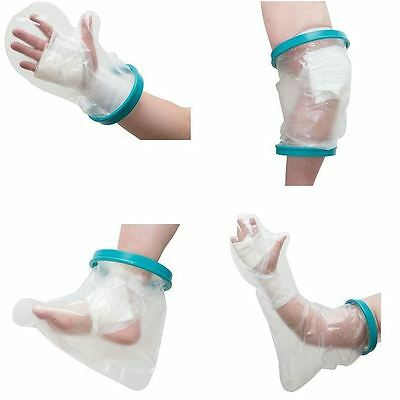 Adult Cast Bandage Protector Cover Waterproof Seal Knee,leg,hand,arm New
