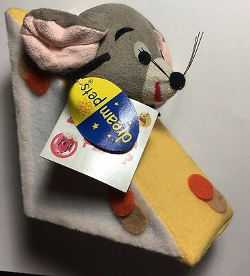 Dream Pets Dakin Rouquefort #19 Mouse In Cheese Stuffed Animal