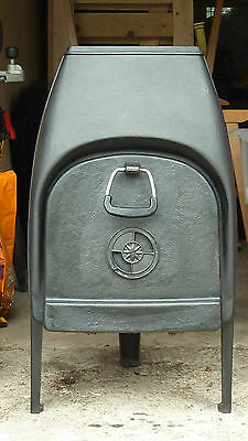 Jotul 1 Norwegian-Classic- Wood Burning stove-Cast Iron-Perfect condition-