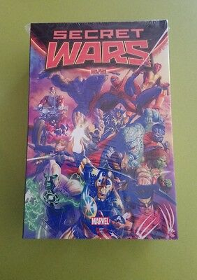 Coffret SECRET WARS 5/5 15 comics Edition limitée 900 ex. MARVEL PANINI 05/2016