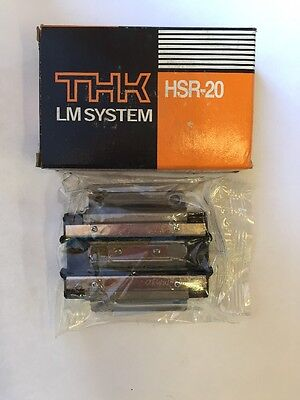 New THK HSR-20 HSR20 HSR20A1SS Linear Block Bearing