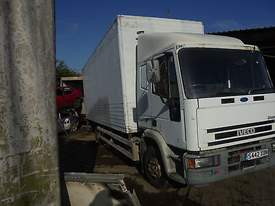 IVECO FORD 13 TON 24ftBOX LORRY