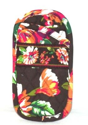 New Vera Bradley  Double Eyeglass Case English Rose