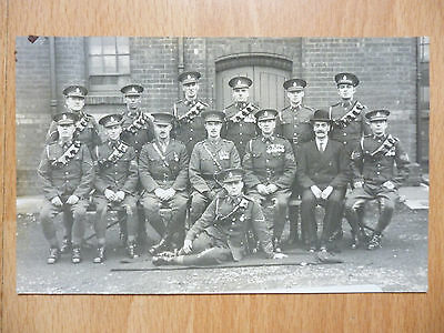 1928 Officers & N.c.o.'s Northern Ireland Signal Company