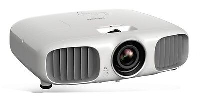 Epson EH-TW6000W HD Projector Home Cinema Projector 1080p top spec 3D. Save 30%
