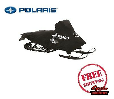 Polaris Brand Snowmobile Towable Canvas Cover Axys Pro Rmk Assault Sks 155 New