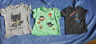 Boys 18-24 months tshirt bundle ZARA H&M GAP