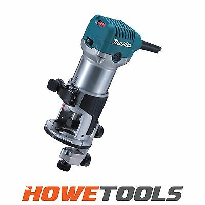 """MAKITA RT0700CX4 240v Router / Trimmer 1/4"""" collet"""