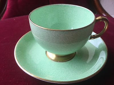 Vintage Foley China E Brain And Co , Cup And Saucer.