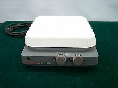 Corning Laboratory Stirrer / Hotplate Pc-520 Tested And Working