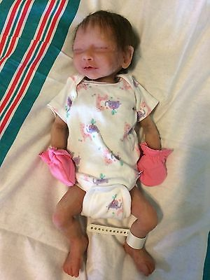 Solid silicone full body baby doll