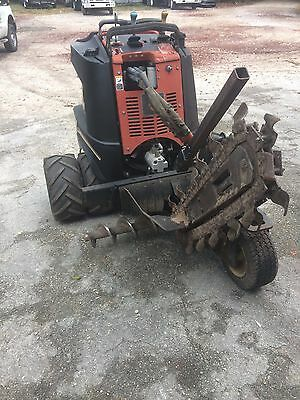 Zahn R300 Ditch Witch Ride Along Trencher **REDUCED**