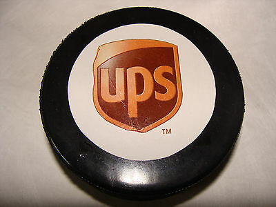 United Parcel Service UPS Hockey Puck A2