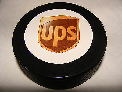 United Parcel Service UPS Hockey Puck A3