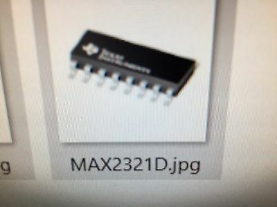 "MAX232ACSE, IC,SMD,.24"",SO16,-40+85,232 DRVR/RCVR Lot of 100"