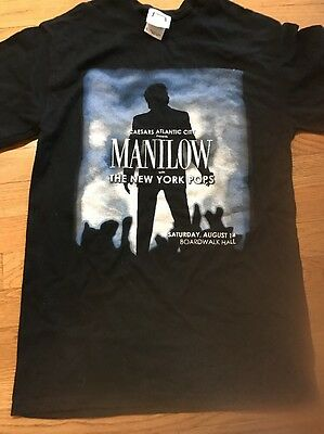 BARRY MANILOW The New York Pops Tshirt