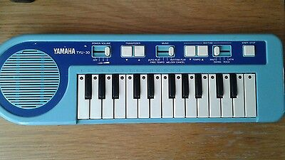 Vintage Yamaha Tyu-30 Keyboard.made In Japan