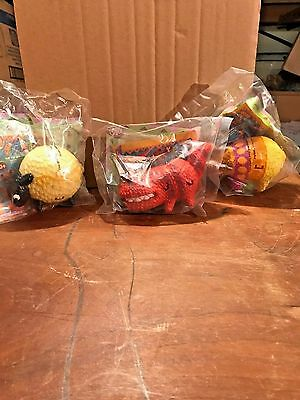 2005 Burger King Toys  Assorted  Viva Pinata