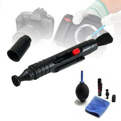 Professional Lens Filter Cleaning Kit Cleaner For Canon Nikon DSLR Camera New FB