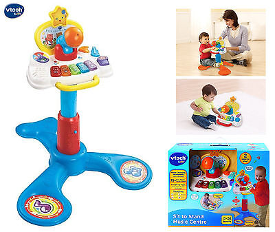 VTech Baby Sit to Stand Music Centre - BNIB