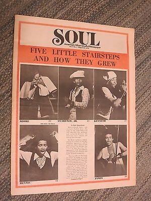 SOUL+Original+Great!+US Soul Music Magazine+24.8.1970+The Stairsteps/Miss Mabley