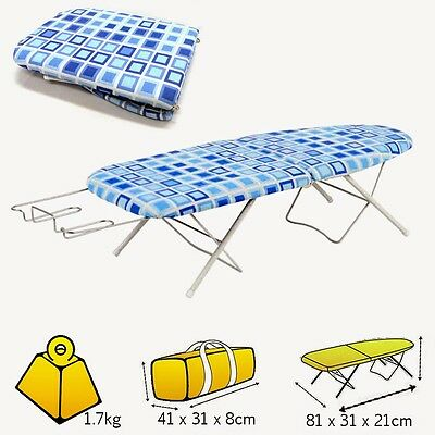 OZtrail Compact Folding Ironing Board OZTTOU-IB-D