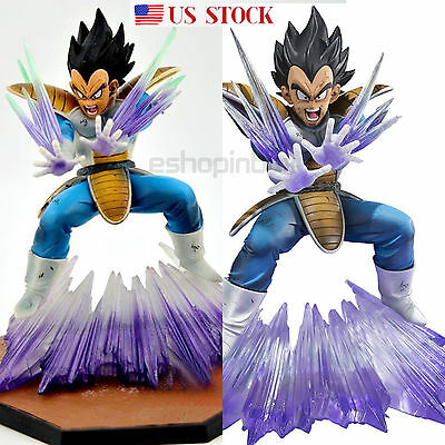 Dragon Ball Z Garrik Gun Vegeta Figure Super Saiyan Anime DBZ Figurine Toys Gift