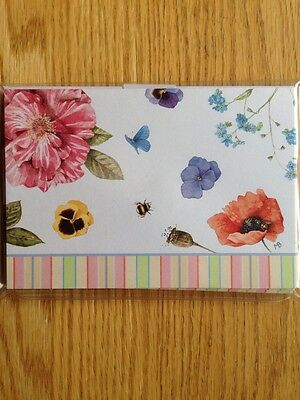 Vtg Hallmark Nature's Sketchbook 10 Ct Blank Cards Designed By Marjolein Bastin!
