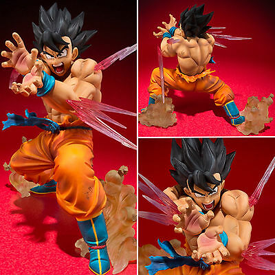 Dragon Ball Z Super Saiyan Son Goku Gokou Figures DBZ Japanese Anime Toy Gift US