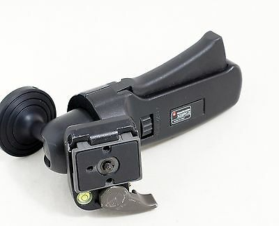 MANFROTTO 322RC2 GRIP BALL HEAD w/QR Quick Release PLATE For Canon Nikon etc