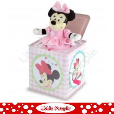 Disney Baby-Minnie Jack In A Box