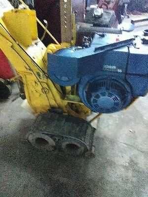 L2 plow machine, boring, trenching, pipe pulling