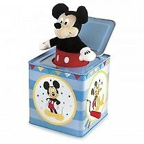 Disney Baby-Mickey Jack In A Box